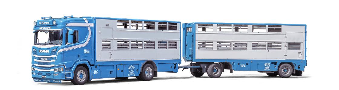 Scania R450 Fuchs