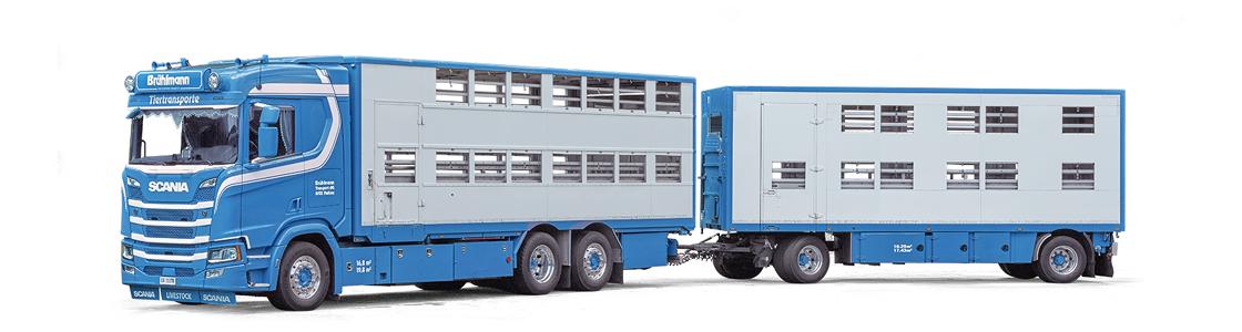 Scania R500 Fuchs